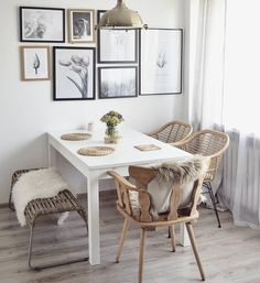 621 best Esszimmer images on Pinterest | Food, Tall dining table and ...