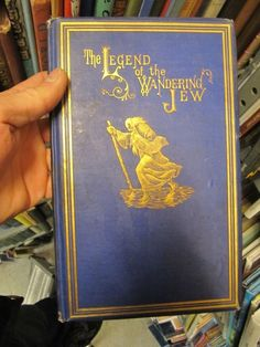 SCARCE THE LEGEND OF THE WANDERING JEW 2ND EDN 1873 GUSTAVE DORE ILLUSTRATIONS!