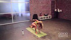 buti yoga - YouTube