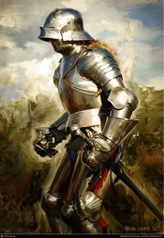 GERMAN GOTHIC KNIGHT