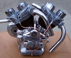 Royal Enfield Musket - Engine