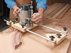 Ideas de herramientas caseras para bricolages economicos - Taringa! #WoodworkingTools #woodworkingbench