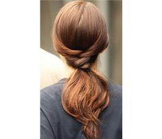 10 Easy Summer Hair Styles: The Blair Waldorf.