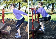 How to: Simple playground workouts - http://www.amazingfitnesstips.com/how-to-simple-playground-workouts