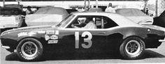 Smokey's camaro ... Paul Goldsmith driving