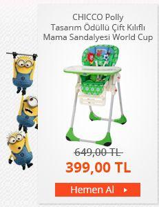 Tasarım Harikası Mama Sandalyeleri İndirimli Fiyatlarla Annelutfen'de I Anne Lütfen