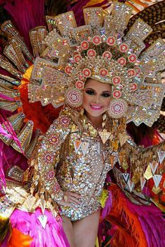 Dance Costumes, Cosplay Costumes, Caribbean Carnival Costumes, Samba Costume, Brazil Carnival, Masquerade Costumes, Belly Dancers, Hot Outfits, Fashion 2018