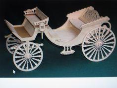 Художественное выпиливание лобзиком Horse Drawn Wagon, Laser Cutter Ideas, Scroll Saw Patterns, Barbie Furniture, Wood Toys, Doll Clothes Patterns, Dollhouse Miniatures, Wood Crafts, Kids Toys