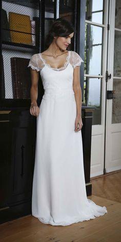 82b54358376ea La robe de mariée Empire   vraie ou fausse amie
