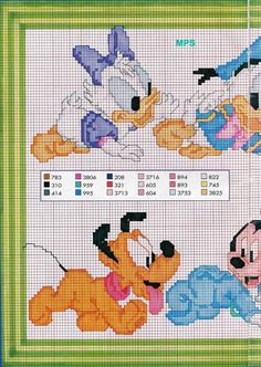 Baby Mickey & Friends Page 1