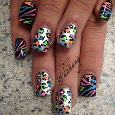 Nice nails  | See more nail designs at http://www.nailsss.com/acrylic-nails-ideas/2/