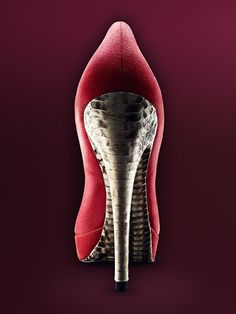 Photograph by James Day.  #Fashion #Shoes #Heels #StillLife #Photography #JamesDay #Designer