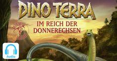Dino Terra – spannendes Hörspiel auf der Kixi App – Kinderkino
