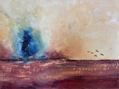 30 x 40 Acrylic on canvas painting Artist Painting, Palette, Landscape, The Originals, Abstract, Canvas, Artwork, Summary, Tela