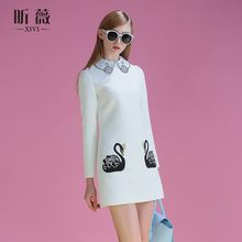 Winter Dress - brand women - Lynx Tmall.com- cat heaven, is enough