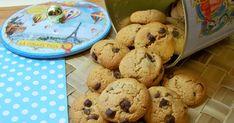 Cookies de Canela con pepitas de chocolate Thermomix
