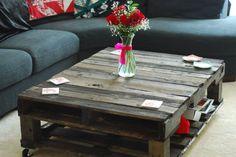 15 Adorable Pallet Coffee Table Ideas | Pallet Furniture - Part 3