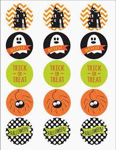 Halloween: Free Printables.