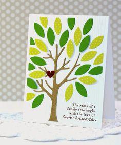 Diy Birthday, Birthday Cards, Erin Taylor, Mighty Oaks, Cricut Cards, Paper Background, Diy Cards, Card Stock, Card Making