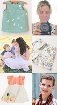 Kid Cool: Hip & Handmade Children's Clothing | Dotcoms for Moms