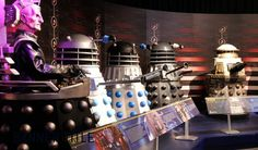 The Doctor Who Experience, Porth Teigr, Cardiff Bay, Cardiff