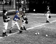 I am a certified youth baseball coach.. I love playing ball with my boys, and they are so amazing to photograph..