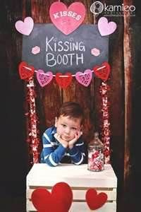 Image detail for -kissing booth for valentine party & a great photo prop for kids at the ...