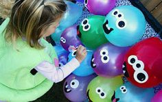 How to Throw a Monsters-themed Birthday Party - Planning | SmartParenting.com.ph