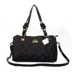 Look Here! Coach In Monogram Medium Black Luggage Bags CBS Outlet Online