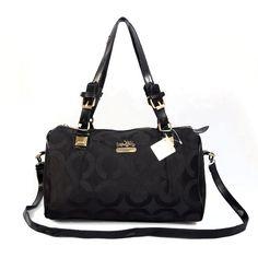 Look Here! Coach In Monogram Medium Black Luggage Bags CBS Outlet Online