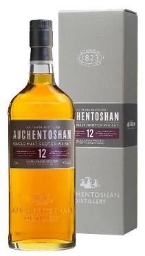 Auchentoshan. Surprisingly good