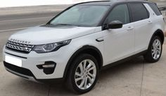 2016 Land Rover Discovery Sport 2.0 TD4 HSE automatic 7 seater 4×4