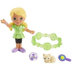 Dora and Friends™ Alana Magic Adventure Charms Dora And Friends, Cinderella, Disney Characters, Fictional Characters, Charmed, Magic, Adventure, Disney Princess, Art