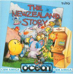 Commodore Amiga - New Zealand Story