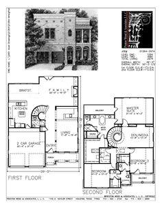 Urban House Plan aD1264