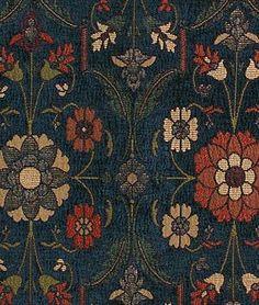 Pindler & Pindler Cartouche Azul - $181.5 | onlinefabricstore.net