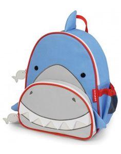 Skip Hop Shark Zoo Backpack $34.95 www.mamadoo.com.au #mamadoo #backpacks #bags