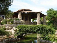 Sunken Garden - San Antonio TX