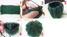 Amigurumi Ahmaymet: Free pattern : DIY Little Cactus 2
