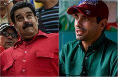 en directo: Enrique Capriles Responsabiliza al ogro de Nicolas...