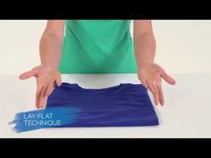 5 Ways to Fold a T-Shirt: Learn five ways to fold your Tees for maximum tidiness and space-saving. Dorm Shopping, Shopping Hacks, T Shirt Folding, Dorm Life, 5 Ways, Space Saving, Tees, Shirts, Ocd