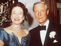 wallis simpson jewelry | Edward VIII pictured with his then wife Wallis Simpson []
