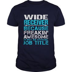 WIDE RECEIVER T-Shirts, Hoodies. ADD TO CART ==► https://www.sunfrog.com/LifeStyle/WIDE-RECEIVER-112430340-Navy-Blue-Guys.html?id=41382