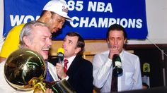 30 years ago today, the Lakers finally exorcised their Boston demons after eight failed attempts in the NBA Finals.
