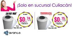 Aprovecha #Culiacán ¡Las mejores LONAS PARA IMPRESIÓN DIGITAL en promoción!