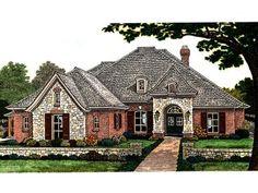 European Ranch House, 002H-0112