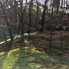 Spring Forward by Joe Parrott Oil ~ 24 x 24