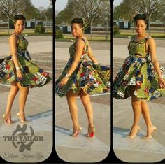 Pokello shares beautiful pictures as she turns 30 African Dresses For Women, African Print Dresses, African Print Fashion, Africa Fashion, African Wear, African Fashion Dresses, African Women, Fashion Prints, African Prints