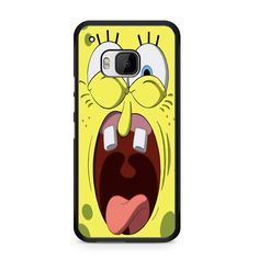 Spongebob Squarepants Scream For HTC One M9 Case