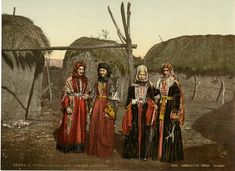 Caucase. Types caucasiens. Femmes tatares. Кавказ. Кавказский вид. Татарские женщины. #Russie_Russia